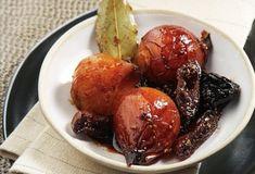 Νηστίσιμες Συνταγές - Συνταγές για τη Νηστεία | Argiro.gr Food Categories, Greek Recipes, Sprouts, Plum, Good Food, Potatoes, Fruit, Vegetables, Side Orders