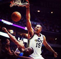Derrick Favors - Utah Jazz