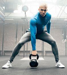 Gymshark Elevate Pullover - Blue