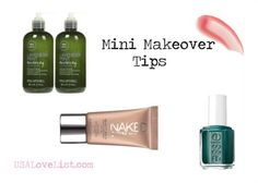 A 3 Step Spa Day Makeover (At Home):  A New Look for Mother's Day