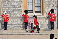 Queen Elizabeth II at Windsor Castle on June 13, 2021 in Windsor, England. Queen Elizabeth II hosts US President, Joe Biden and First Lady Dr Jill Biden at Windsor Castle Princess Kate, Princess Charlotte, Princess Of Wales, Prince Philip, Prince William, Jill Biden, Mr Johnson, Windsor Castle, British Monarchy