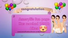 good news glad to annouce that Ameryllis nature fanpage likes has grow up to 1201k likes . Our target is getting higher range likes please help us to spread around this good news about our promotion and our product#handmadeSoap#skincareto all around the word via fb we can be reach thru pm message:4https://www.facebook.com/pages/Ameryllis-Nature/171793959688005 for faster reply: wechatjoey2383/whatsapp 60123757185 www.ameryllisnatureskincare.wordpress.com Your beauty is our pride…