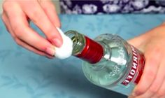 9 Surprising uses for vodka - Granny's Tips