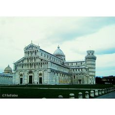 #Italy is a dream that keeps returning for the rest of your life.  #Pisa