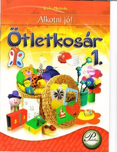 Cski Melinda - Alkotni J! Diy And Crafts, Crafts For Kids, Paper Crafts, Act For Kids, Pre School, Craft Gifts, Activities For Kids, 1, Crafty