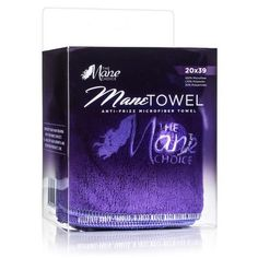 Mane Towel - Anti-Frizz Microfiber Towel The Mane Towel is a highly absorbent, a. - İnteresting İdeas For Your Hair Thick Box Braids, Jumbo Box Braids, The Mane Choice, Afro Textured Hair, Growth Oil, Healthy Hair Growth, Wet Hair, How To Make Hair, Hair Care