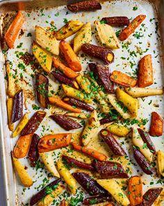 Roasted Carrots Reci
