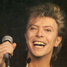Beautiful Bowie Smile