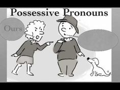 Essentials class wk. 3:  Possessive Pronouns and Adjectives Song
