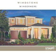 Situado na prestigiada região de Windermere, a poucos minutos de lojas, entretenimento e escolas, o condomínio Windstone possui espaçosos modelos de casas multifuncionais que oferecem a integração perfeita entre os espaços interiores e exteriores!  ⭐️️  📍 Windermere  🛌 de 3 a 5 quartos  🛁 de 2 a 4 banheiros  🚗 com 2 garagens  💵 a partir de US$363,990  Com excelentes opções de financiamento!  •  Para mais fotos, acesse nossa página do Facebook!  E para mais informações, acesse nosso site…