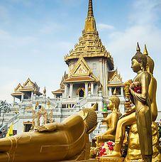 Pacote de viagem para Tailândia e Butão