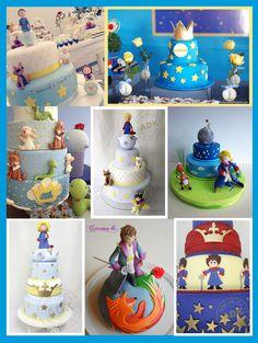 The Little Prince Prince Birthday Theme, Boy First Birthday, First Birthday Parties, Birthday Party Decorations, First Birthdays, The Little Prince Theme, Little Prince Party, Prince Cake, Storybook Baby Shower