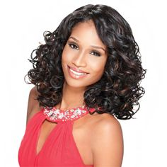 Sensationnel Synthetic Half Wig Totally Instant Weave 2 In 1 Blossom (futura)