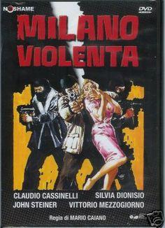 Le maratone di un bradipo cinefilo: Italia anni '70 - Milano violenta ( 1976 )