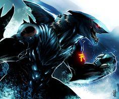 Ikasame - Kaiju Combat by TheRisingSoul.deviantart.com on @deviantART