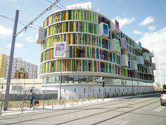 rainbow residence arc en ciel by bernard buhler