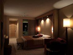 Bedroom Accent Lighting Ideas