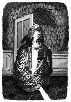 The Art of Liz Mamont Art Gothic Gothic horror