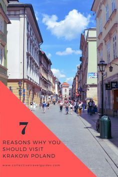 Wondering how to plan your trip to Krakow? Learn handy tips from our ultimate Krakow travel guides to help you plan your trip to Krakow.