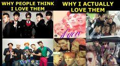 Why I love them | allkpop Meme Center