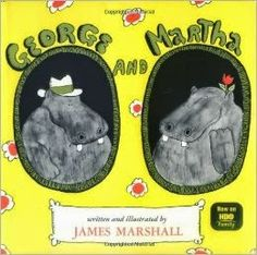 George and Martha are best friends...read this book to help your girls earn the violet Daisy petal,be a sister to every Girl Scout.