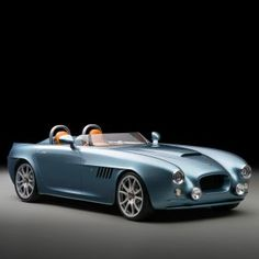 Bristol+Cars+launches+its+first+model+in+10+years