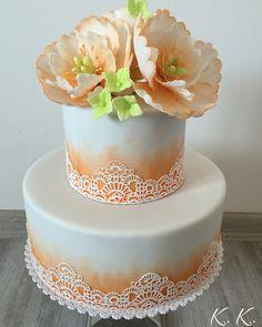 Wedding cakes, fondant cake