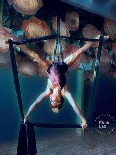 Aerial Silks, Poses, Fabrics, Aerial Yoga