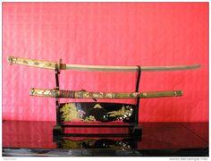 Katana (tachi). Sabre japonais authentique. Marine impériale WW2 - Delcampe.net