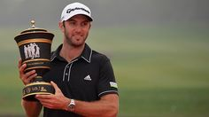 Dustin Johnson, by winning the WGC-HSBC Champions, now has won in each of his first seven years on the PGA Tour, the most of any player since Tiger Woods. Description from pga.com. I searched for this on bing.com/images