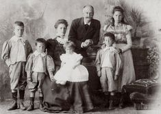 The Enrico Aliotti family of Smyrna in 1898: From Left to right. Antonio (Toni, 1889-1917) died aged 28 as a hero during the First World War against the Austrians, fighting in the Italian army. Enrico (1893-1939) who was a manager for O.C.M. [Oriental Carpet Manufacturers established in Smyrna] in New York. Adrienne (1860-1944, born de Lochner) was my grandmother, who was the daughter of Gustave De Lochner (a French Lieutenant Colonel) who was the chief Commander of Mont-Valérien (near…