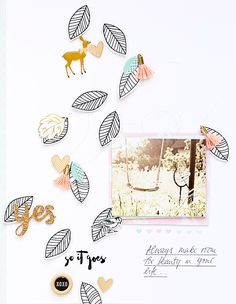 Gossamer Blue& October kits are online and I& sure you guys . - The October kits from Gossamer Blue are online and I am sure that you will like one or the other ki - Project Life Scrapbook, Baby Scrapbook, Scrapbook Paper Crafts, Scrapbook Albums, Scrapbook Cards, Scrapbook Sketches, Scrapbook Page Layouts, Studio Calico, Crate Paper
