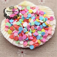 Find More Figurines & Miniatures Information about 30g 5mm Polymer Clay Mix Colors Round Slice Flatback DIY Nail Art Supply Decoration Charm Craft,High Quality craft charms,China crafts diy Suppliers, Cheap craft supplies from Happyplaza Store on Aliexpress.com