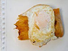 Tamales Fritos con Huevo - QueRicaVida.com