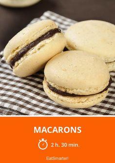 Macarons - smarter - Zeit: 2 Std. 30 Min. | eatsmarter.de