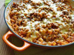 Pasta Recipes : Mexican Pasta
