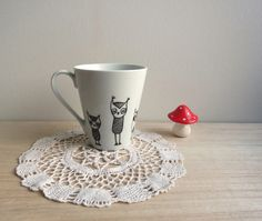 Kaffeebecher *Eule*