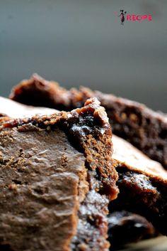 Brownies classiques (vegan) - Miss-Recipe.com