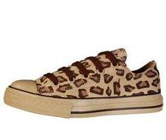 Cheetah print converse!! ❤