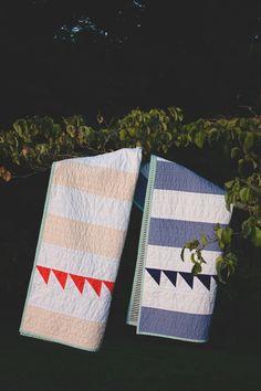 Nashville Quilt - Modern Quilts - Fort Cotton Quilt Co.