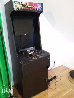 Automat do gier Arcade MAME joystick X-Arcade (emulator PC) Woźniki • OLX.pl