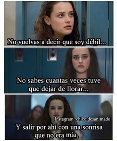 Movie Quotes, True Quotes, Thirteen Reasons Why, 13 Reasons, Triste Disney, Words Can Hurt, Love Is Comic, Sad Movies, Tumblr Love
