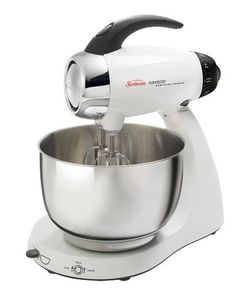 Special Offers - Sunbeam 2346-030 Heritage Series 12-Speed Stand Mixer White - In stock & Free Shipping. You can save more money! Check It (May 01 2016 at 06:22PM) >> http://foodprocessorusa.net/sunbeam-2346-030-heritage-series-12-speed-stand-mixer-white/
