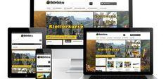 Onlineshop Referenz - Kletterkiste Evo, Shops, Desktop Screenshot, Search Engine Optimization, Crate, Weaving, Tents, Retail Stores
