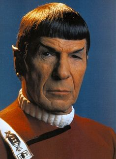 Mr. Spock has left on his journey to The Final Frontier. Enjoy the ride and RIP.