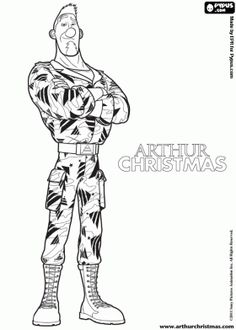 Arthur Christmas Brother.13 Top Decorations For Arthur Christmas Movie Images