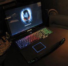 alienware laptop m17x