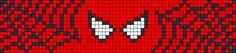 Alpha Friendship Bracelet Pattern #16776 - BraceletBook.com