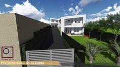 En venta casa a construir en Pasaje La Loma en Colonia Lomas de San Francisco US$ 250,000 EN VENTA