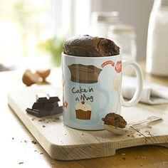 Cake in a Mug - from Lakeland